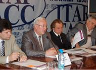 Press Conference Dedicated to Marine Industry of Russia International Forum